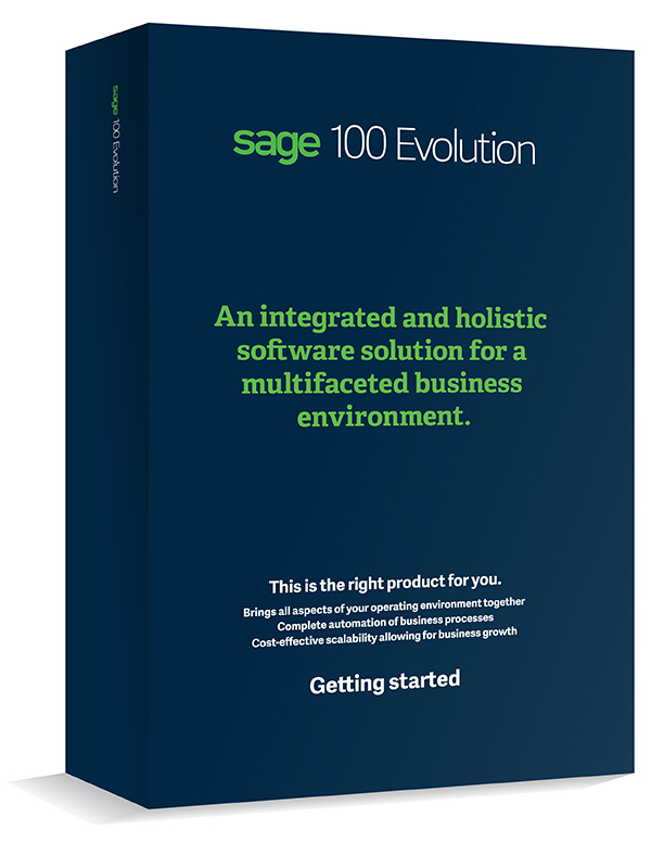 SAGE 100 EVOLUTION